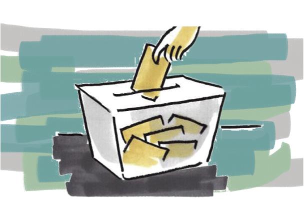 urna eleições